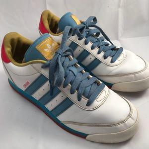 ADIDAS ORION Athletic Sneakers Vintage Men 7 Wm 9